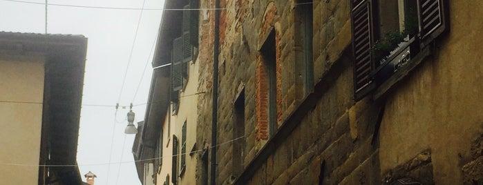 Via Colleoni is one of Bergamo1.