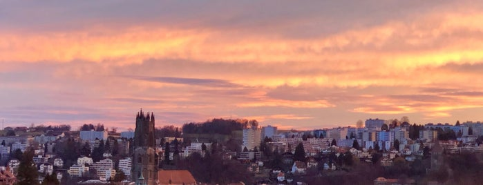 Fribourg / Freiburg is one of Tempat yang Disukai Vangelis.