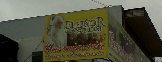 El Señor de los Novillos is one of To edit.