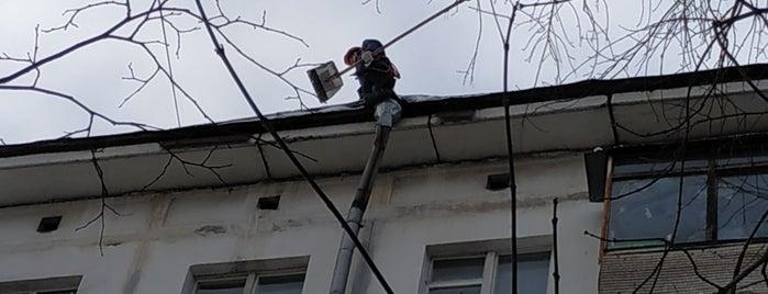 Микрорайон «Кантемировский» is one of checks.