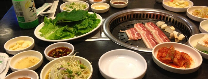 Don Valley Korean Barbeque House is one of Yohan Gabriel: сохраненные места.