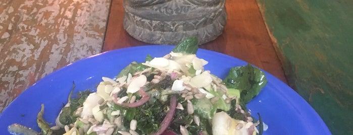 Piyoli Condesa is one of Vegan y Vegetarian.