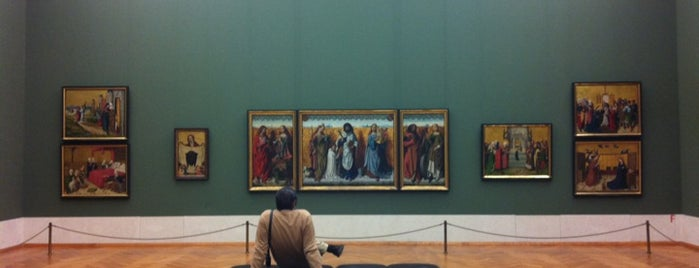 Alte Pinakothek is one of Best of Munich.
