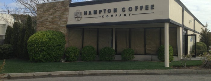 Hampton Coffee Company is one of Eater's New Hamptons Restaurants, Summer '13.