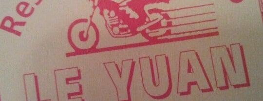 Le Yuan is one of Posti che sono piaciuti a Borja.