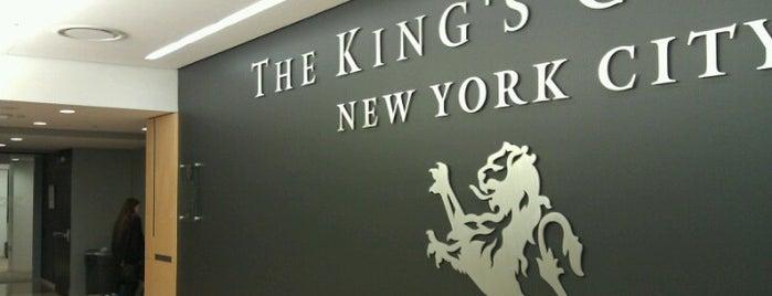 The King's College is one of Posti che sono piaciuti a Jordan.