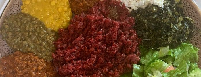Blue Nile Ethiopian Restaurant is one of houston.