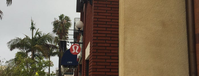 lululemon athletica is one of San Diego, California.