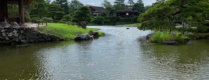 Katsura Imperial Villa is one of Kyoto-Japan.