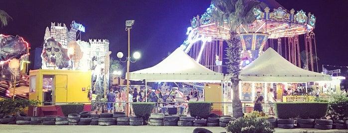 Parko Paliatso Luna Park is one of Cyprus. Places.