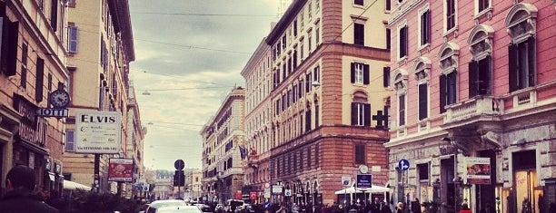 Via Ottaviano is one of Italy 🇮🇹.