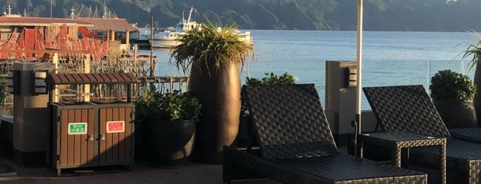 Two Seasons Coron Bayside Hotel is one of Filipinler-Manila ve Palawan Gezilecek Yerler.