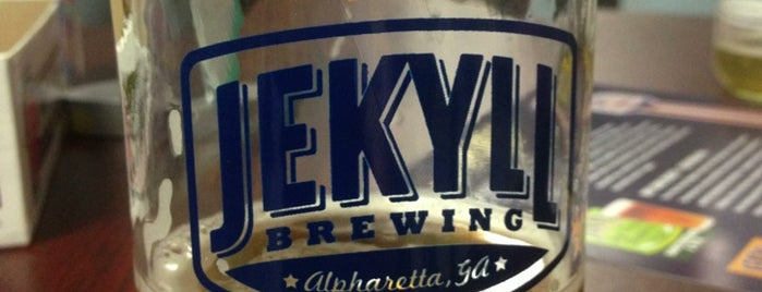Jekyll Brewing is one of Georgia Breweries.