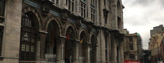 Büyük Postane Muhasebe Departmanı is one of Стамбул.