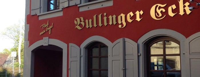 Bullinger Eck is one of Lieux qui ont plu à Karla.