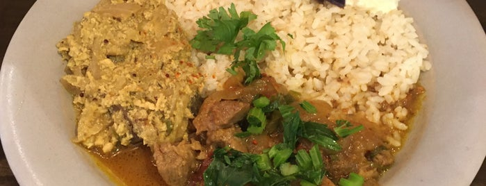 kitchen and CURRY is one of 殿堂入りカレー.