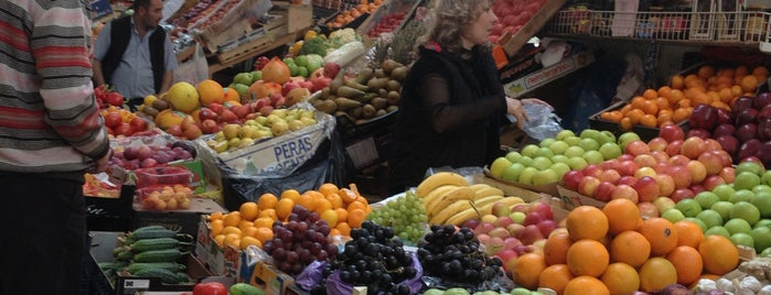 Центральный (Колхозный) рынок is one of Lugares guardados de moscowpan.