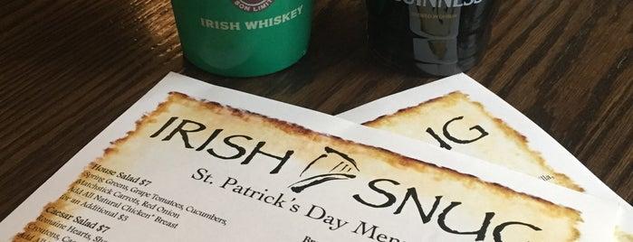Irish Snug is one of Denver.
