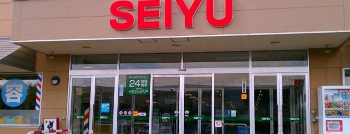 西友 厚別店 is one of Lieux qui ont plu à 重田.