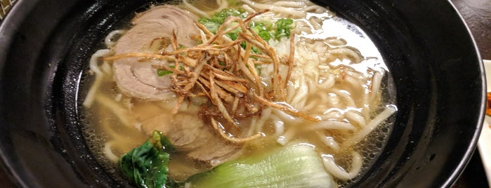 Uzumakiya Udon is one of N.L and M.C.'s Best of the Best.
