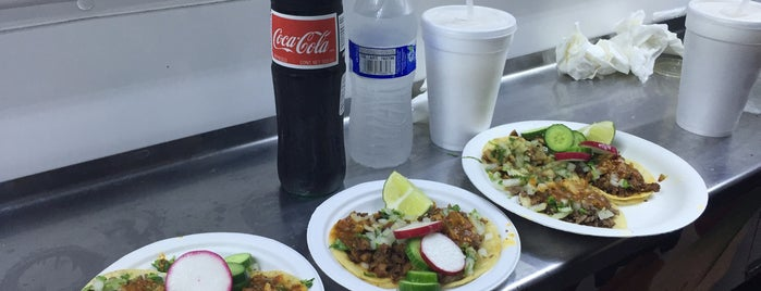 El Chato Taco Truck is one of The Foursquare Insider's Perfect Day in LA.