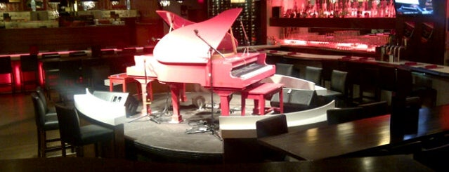 The Red Piano Bistro & Dueling Piano Bar is one of Good Eats!.