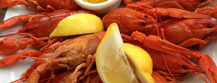 Gambrinus Seafood Bar & Restaurant is one of NYC 🗽.