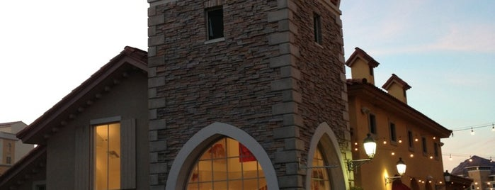 MonteLago Village is one of Las Vegas Outdoors.