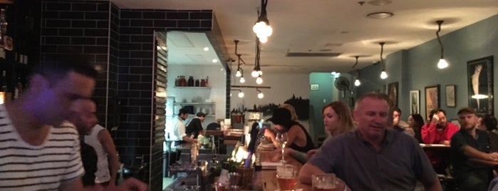 Kingston Public Bar and Kitchen is one of Sydney for coffee-loving design nerds.