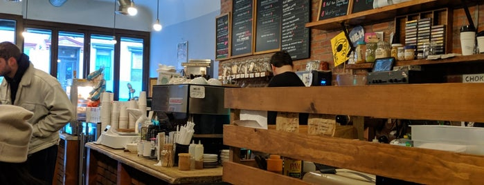 Café Beit is one of NYC: Try.