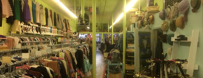 Boss Vintage Clothing is one of Denver To-Do.