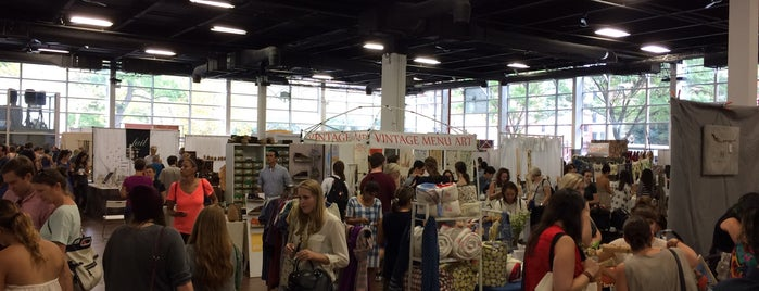 Renegade Craft Fair is one of pinsuda's Saved Places.