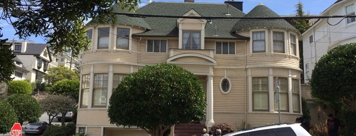 Mrs. Doubtfire House is one of San Francisco.