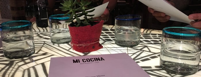 Mi Cocina is one of r0byさんのお気に入りスポット.