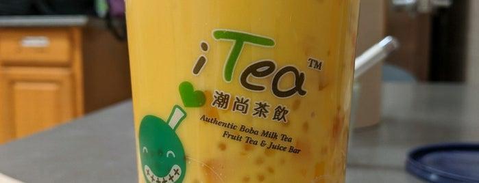 i-Tea is one of Lieux qui ont plu à Karen.