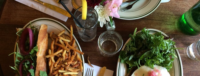Le Barricou is one of Williamsburg Faves.
