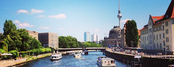 Spree is one of Berlin.