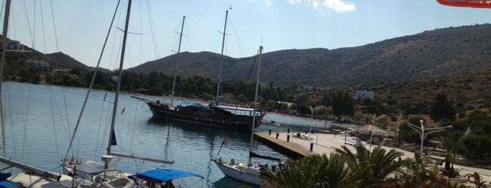 Lezzet Cafe is one of Datca.
