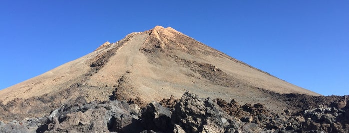 Pico del Teide is one of Teneriffa 2014.