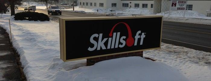 Skillsoft is one of Posti che sono piaciuti a Mark.
