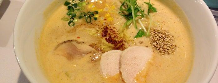 ささりんどう is one of 経堂の麺.
