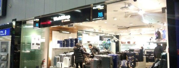 Lufthansa Worldshop is one of Best of Frankfurt am Main.