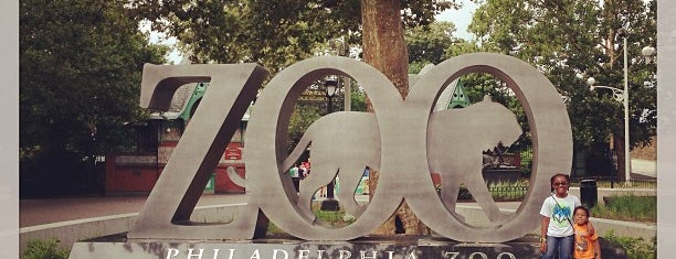 Philadelphia Zoo is one of Locais salvos de leoaze.