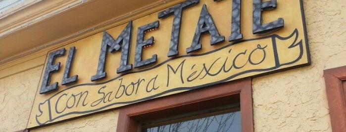 El Metate is one of Best Vegan Friendly Restaurants in San Francisco.