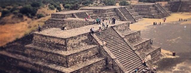 Zona Arqueológica de Teotihuacán is one of Mexico.
