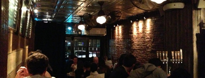 Upstate Craft Beer and Oyster Bar is one of New York.