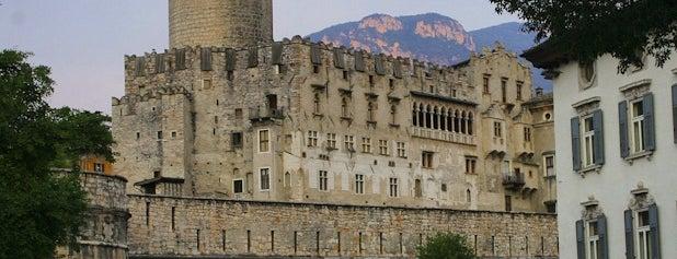 Castello del Buonconsiglio is one of #viaggiodelbenessere.