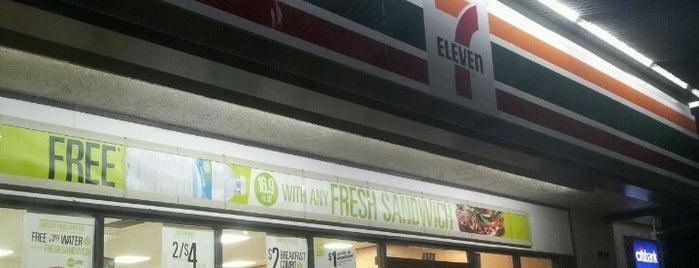 7-Eleven is one of Orte, die Bryan gefallen.
