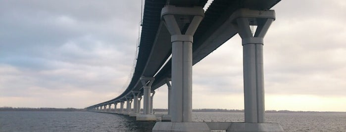 Пристанский мост is one of Tempat yang Disukai Vlad.