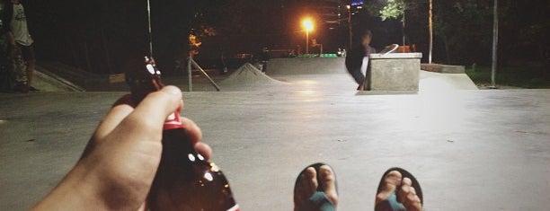 Skateplaza VANS is one of Ф.